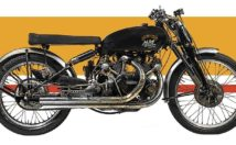 Motorcycle Auctions - 1951 Vincent Black Lightning