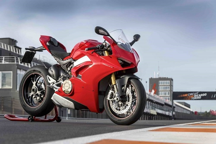Motorcycle Names - Ducati Panigale V4