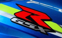 Motorcycle Names - GSX-R Logo
