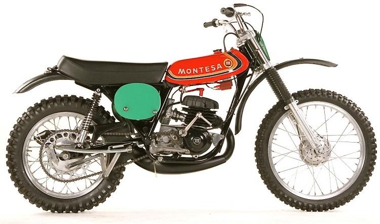 Spanish Motorcycles - Montesa 1