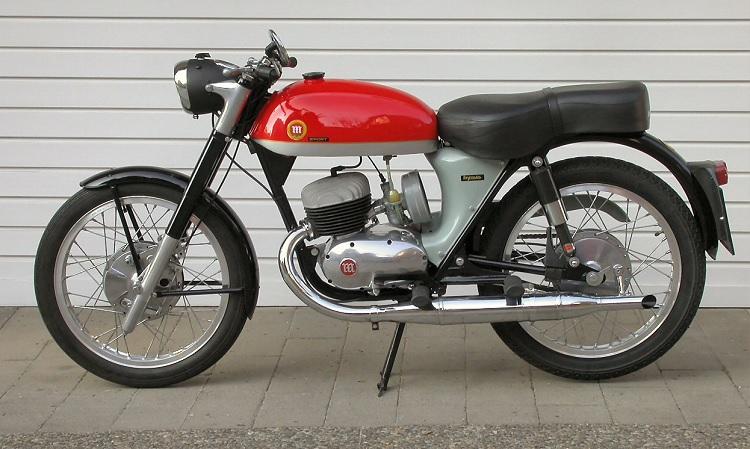 Spanish Motorcycles - Montesa Impala 175