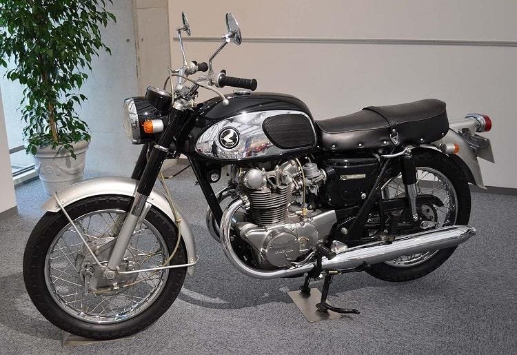 Vintage Honda Motorcycles - CB450