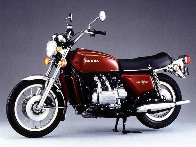 Vintage Honda Motorcycles - Honda GL1000 Gold Wing