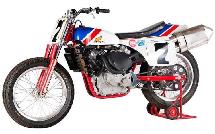 Vintage Honda Motorcycles - NS750