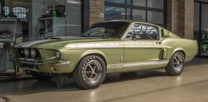restored GT500