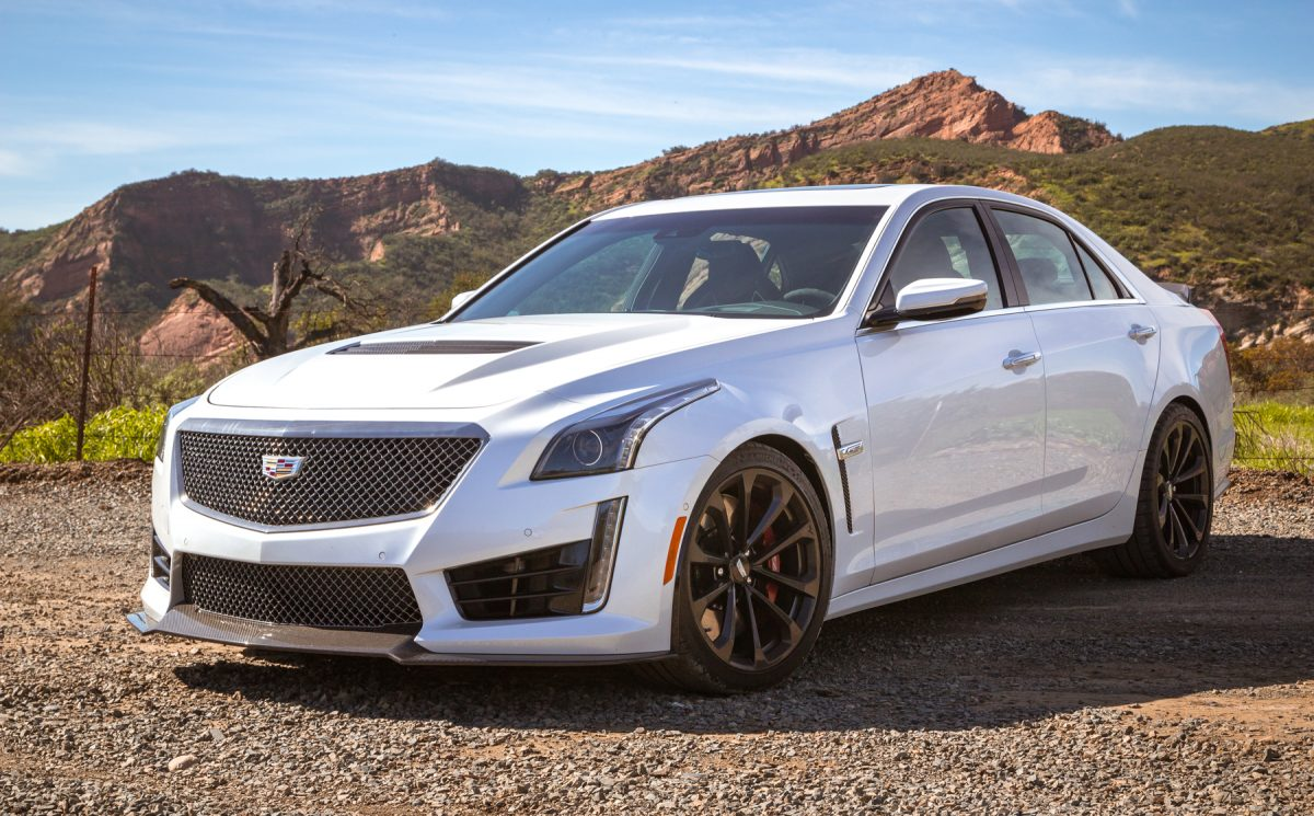 New Cadillace Models - Cadillac CTS-V is still the most powerful Cadillac ever produced
