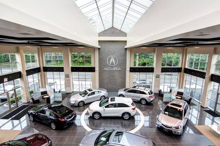 Acura Dealership