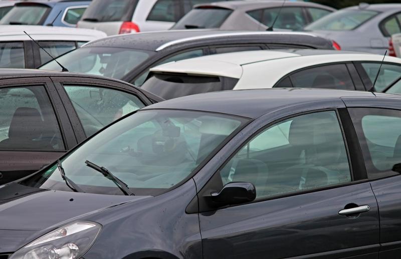 used car lot - wholesale cars