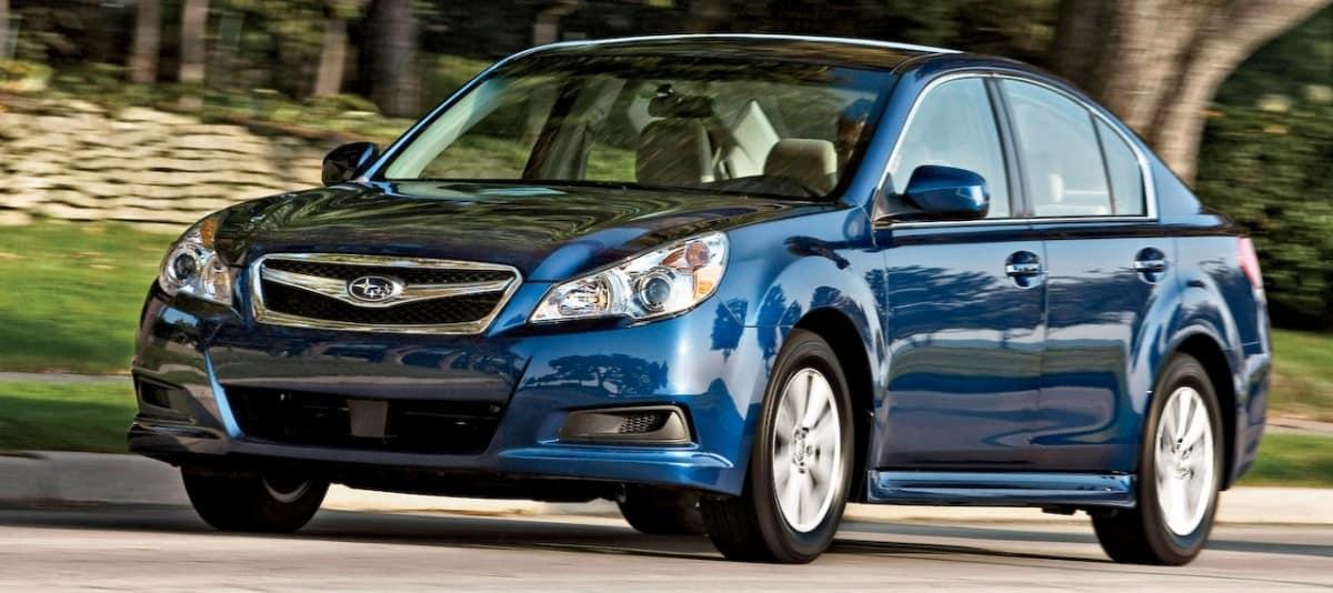 2010 Subaru Legacy - drivers side view