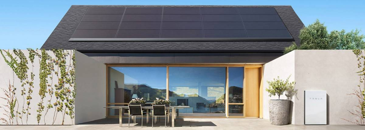 Solarcity Corp - solar panels
