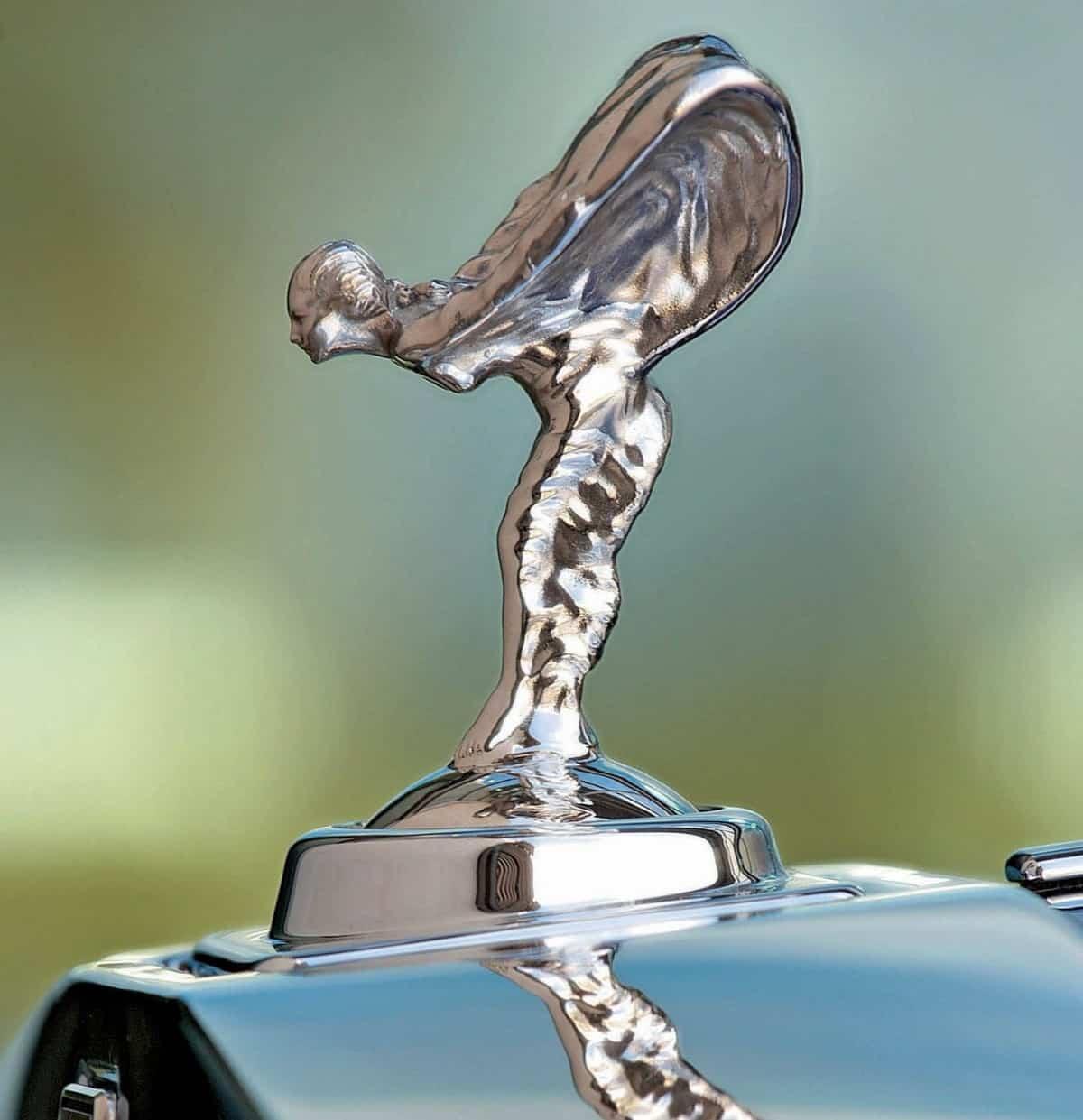 Spirit of Ecstacy - Rolls-Royce hood emblem
