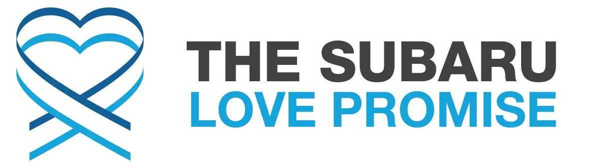 Subaru Love Promise - logo