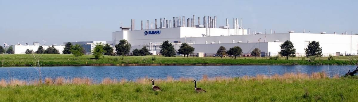 Subaru of Indiana - manufacturing facility