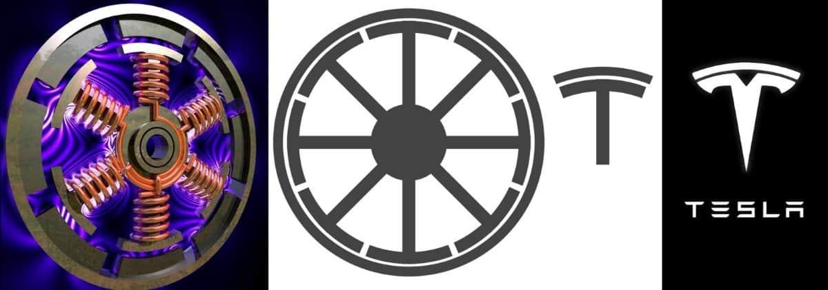 Tesla Logo 1 - electric motor