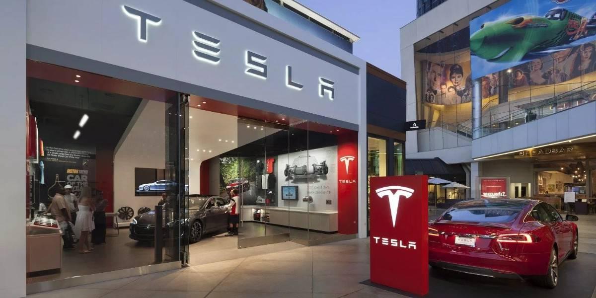Tesla showroom - Tesla dealers