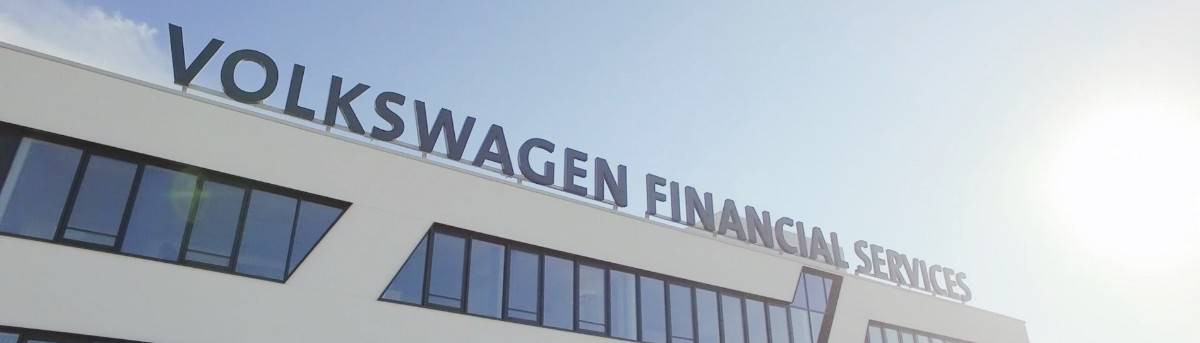 Volkswagen Financial Services - buildling
