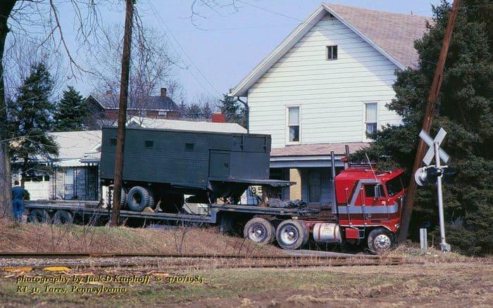 coe trucks safety