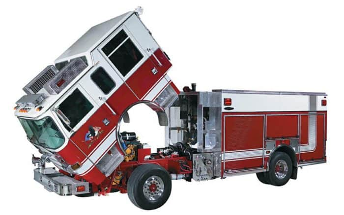 firetruck coe design