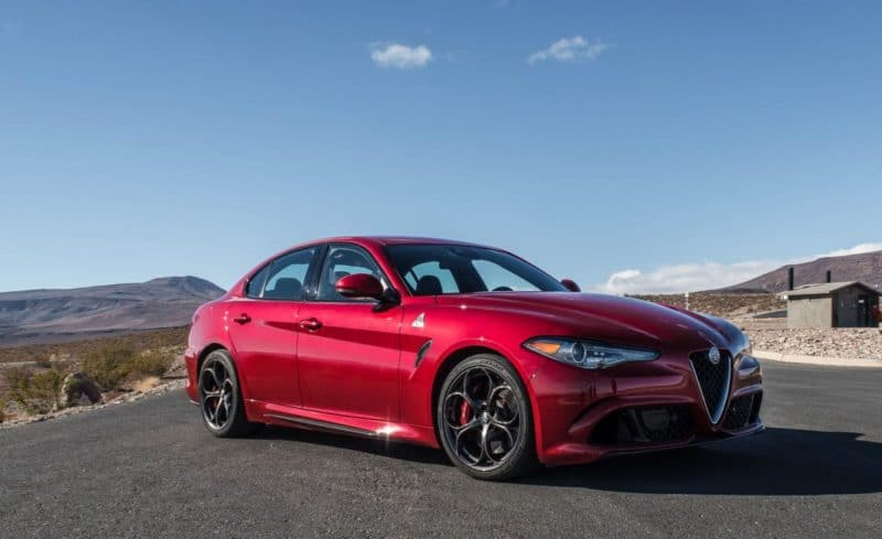 New Alfa Romeo - The Alfa Romeo Giulia Quadrifoglio is, hands-down, the most exciting of the upcoming Alfa Romeo cars