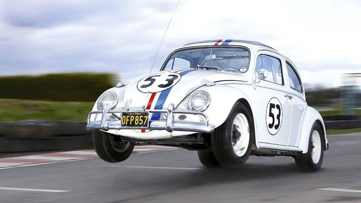 herbie the love bug - VW bug