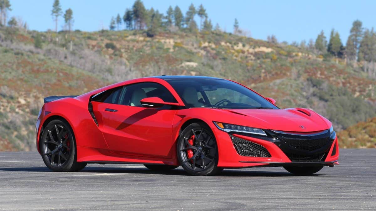 Best Acura Cars 2019 - Acura NSX is one of the most exciting 2019 Acura models