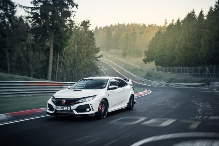 The Honda Civic Type-R is one of the more undeniably cool sports cars on the market