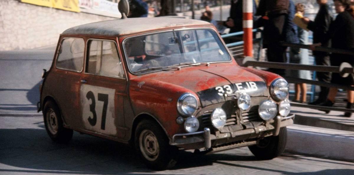 1964 Mini Cooper - Monte Carlo
