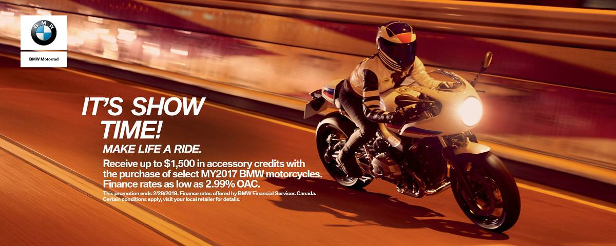 BMW Motorrad Financial Services