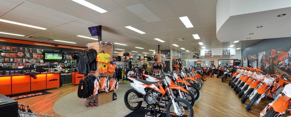 KTM Dealerships