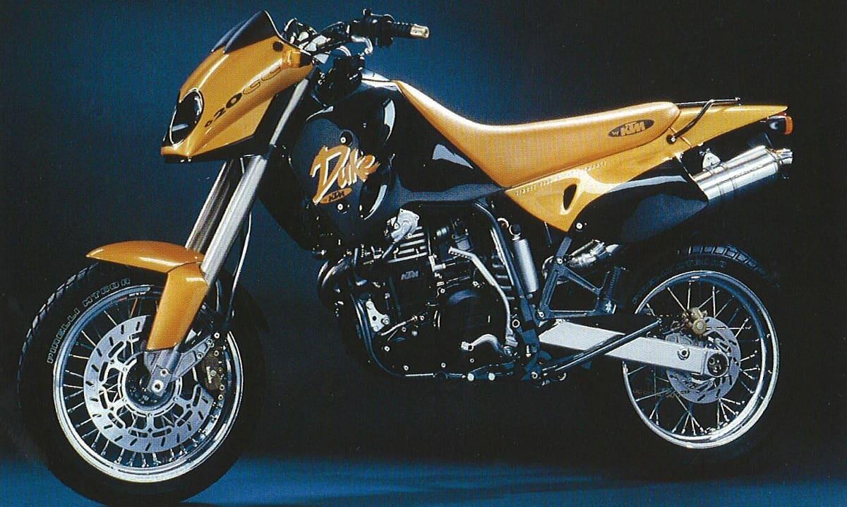 KTM Duke 1994