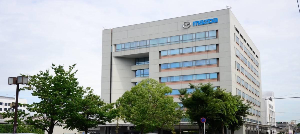 Mazda Japan headquarters