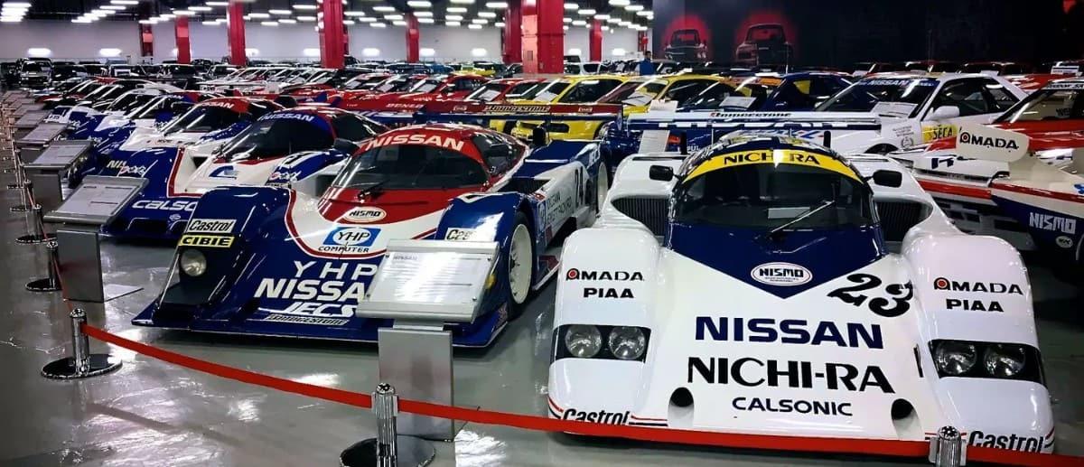 Nissan Heritage Collection - Zama