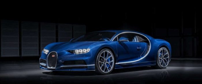 Bugatti Chiron is not the world's most powerful car anymore