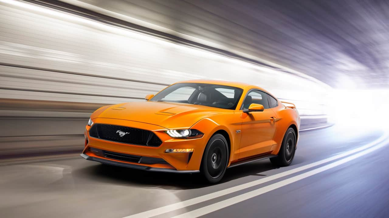 1 Ford Mustang Gt Fastback