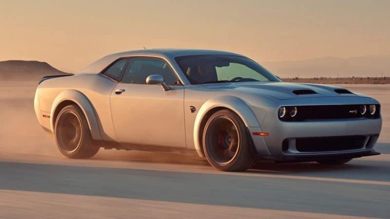 2019 Dodge Challenger SRT Hellcat Redeye - the new range-topping Mopar