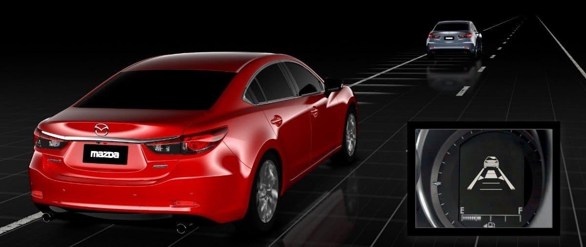 i-ACTIVSENSE Mazda Safety Feature