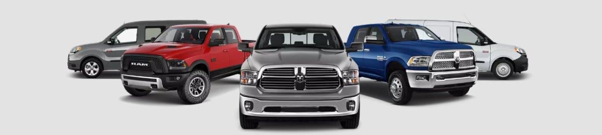 ram truck lineup - RAM trucks