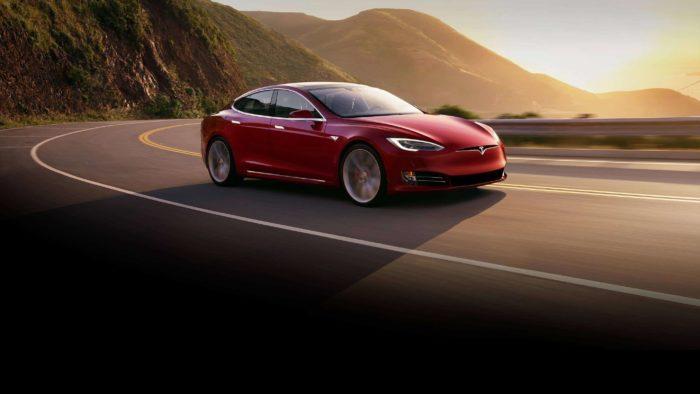 Tesla Model S P100D, almighty performace and torque