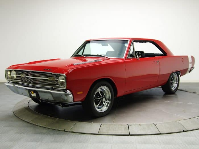 Dodge Dart Front 3/4