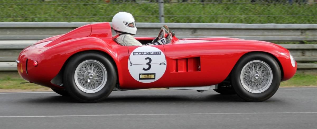 1956 Maserati 300S - World Sports Car Championship