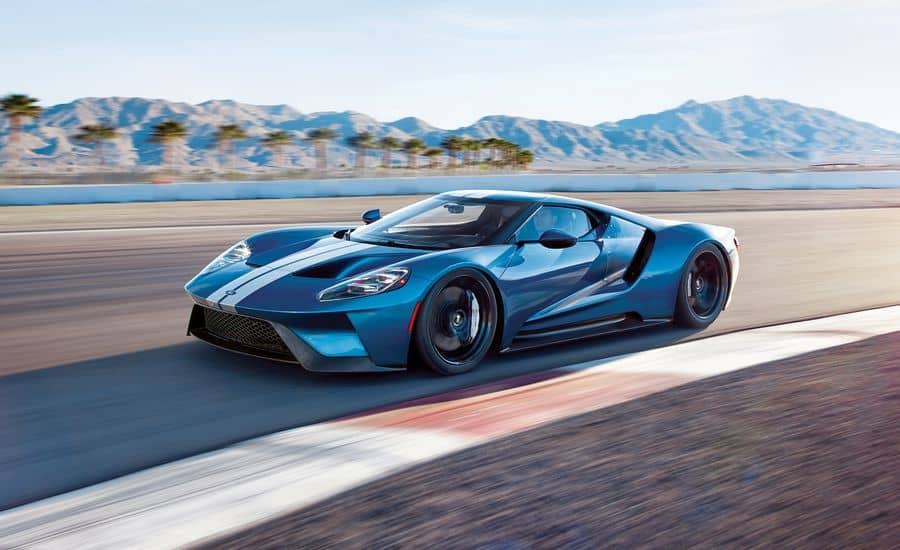 The Ford GT is a new American sports car and instant classic