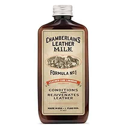Chamberlain's Leather Milk Conditioner and Cleaner