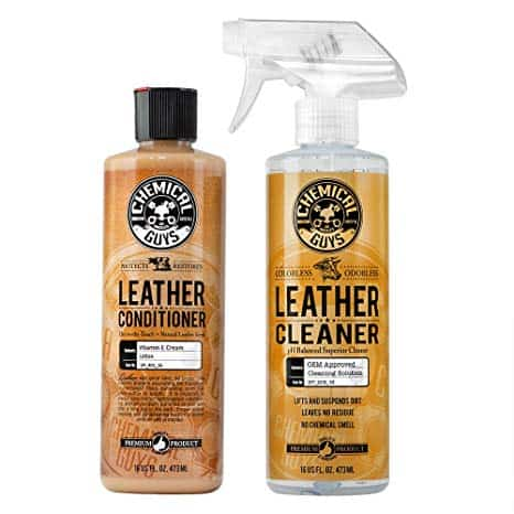 Chemical Guys Leather Conditioner and Cleaner
