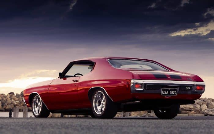 The Chevy Chevelle SS was an instant classic among 70s muscle cars