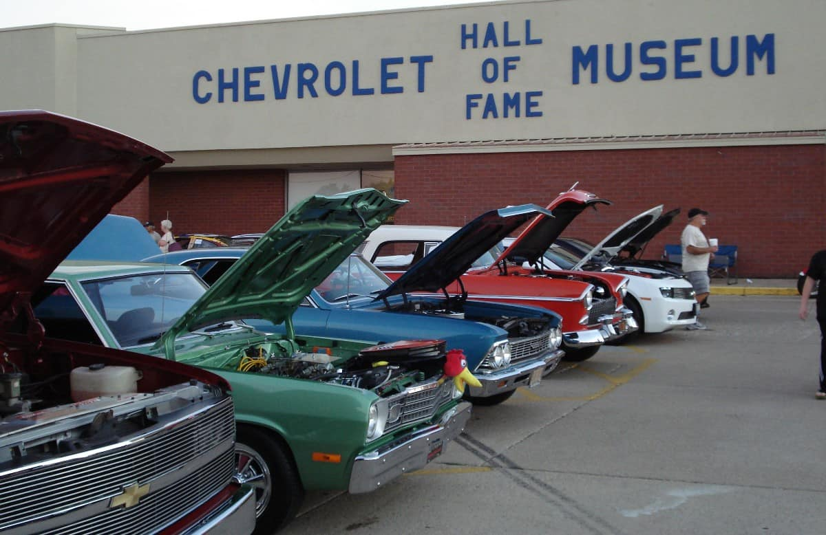 Chevrolet Hall of Fame Museum - Decatur, Illinois
