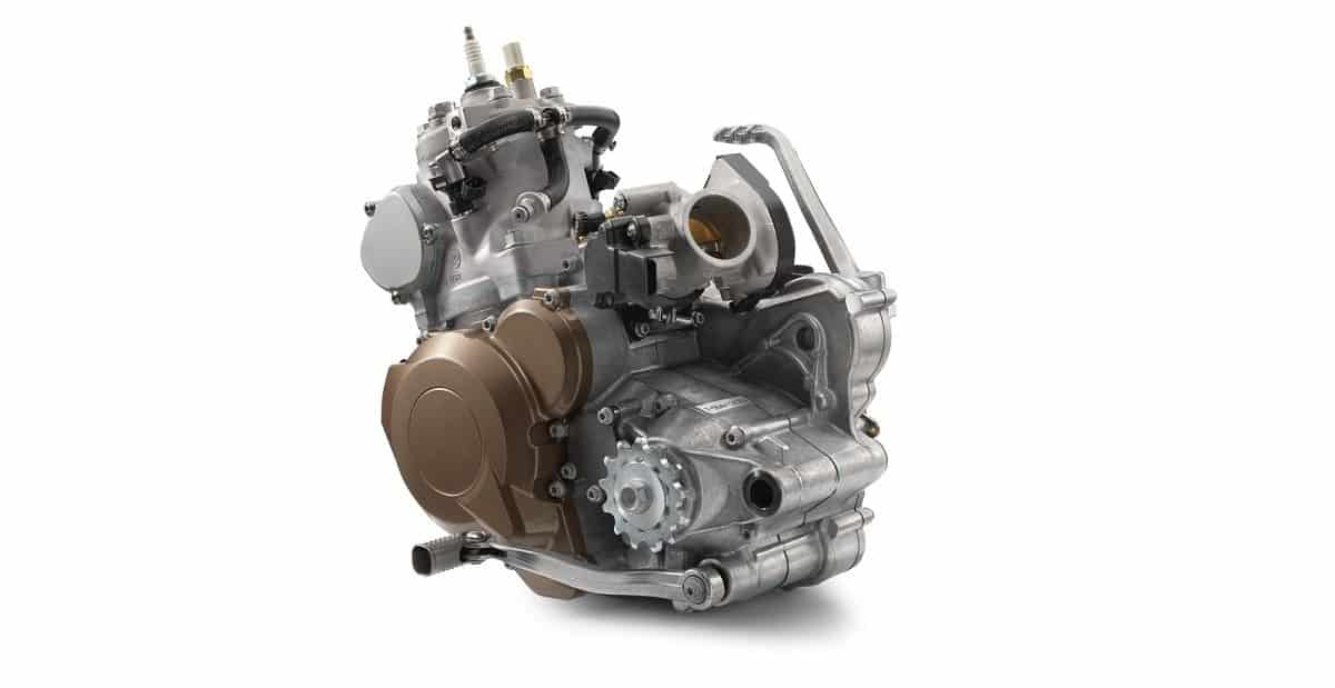 Husqvarna Engine 2