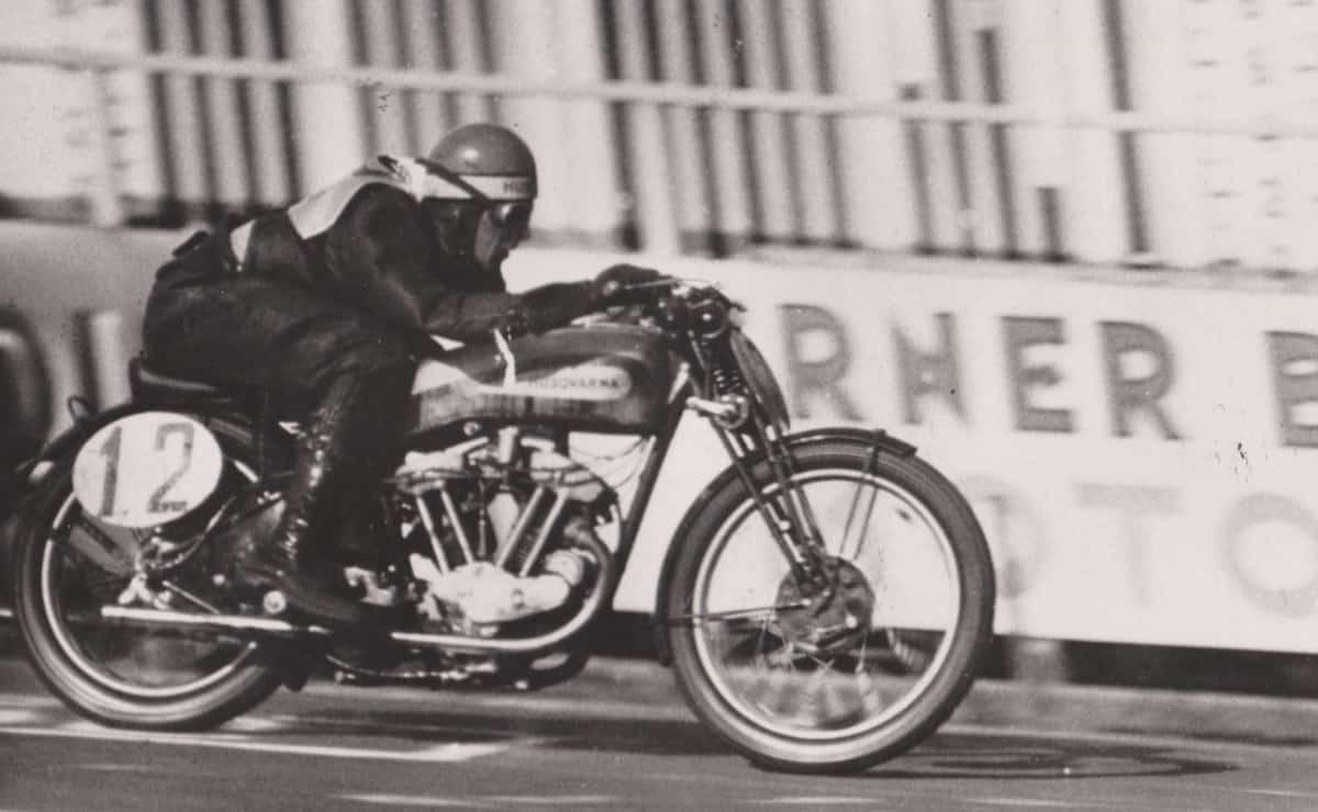 Husqvarna Racing 1930s