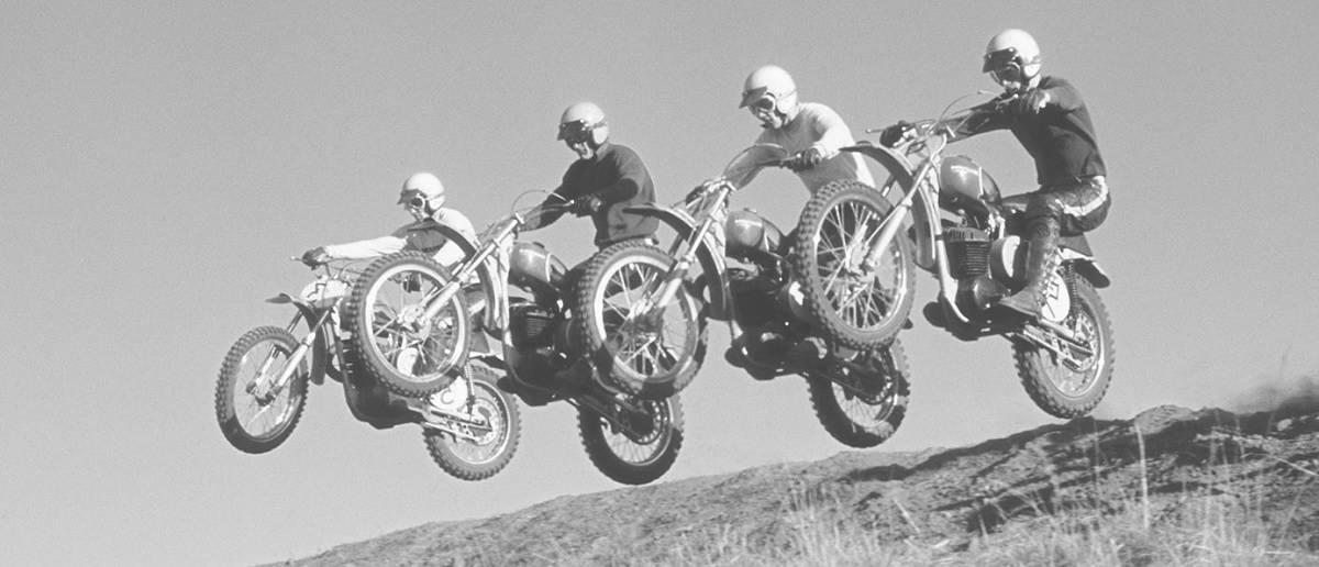 Husqvarna Racing Vintage