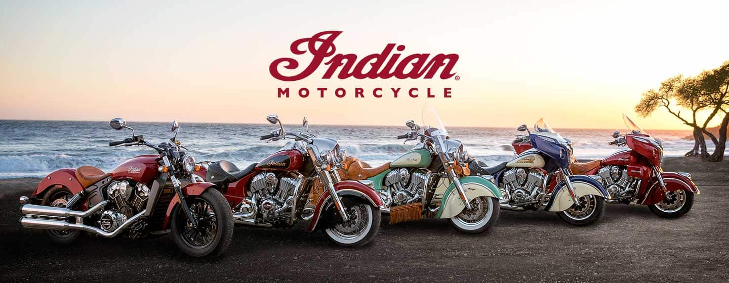 Indian Motorcycles - Line Up