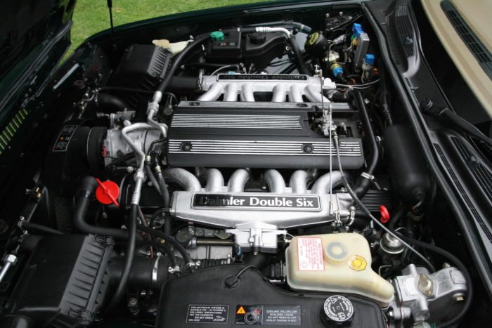 A detailed engine bay is important for all show trucks, regardless of size